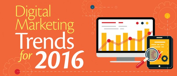 My Favorite Digital Marketing Trends for 2016