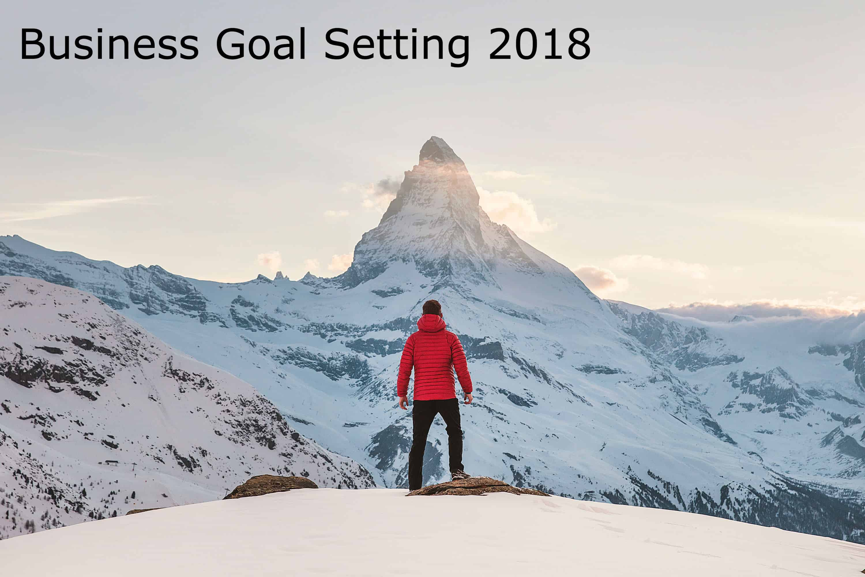 Business Goal Setting: How to Plan for a Profitable 2018