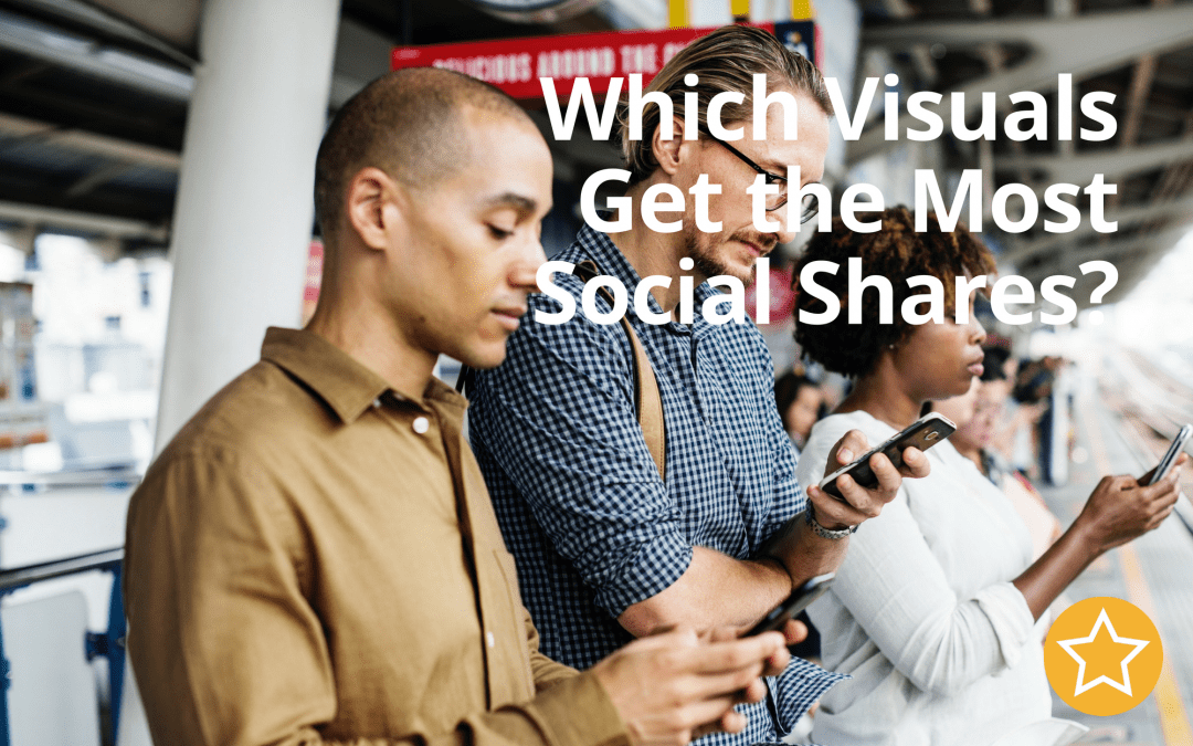 Which Visuals Get the Most Social Shares?