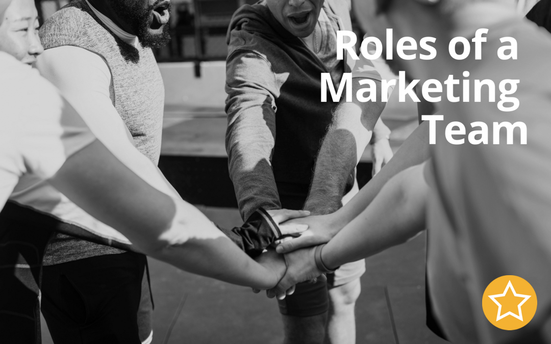 Roles of a Marketing Team