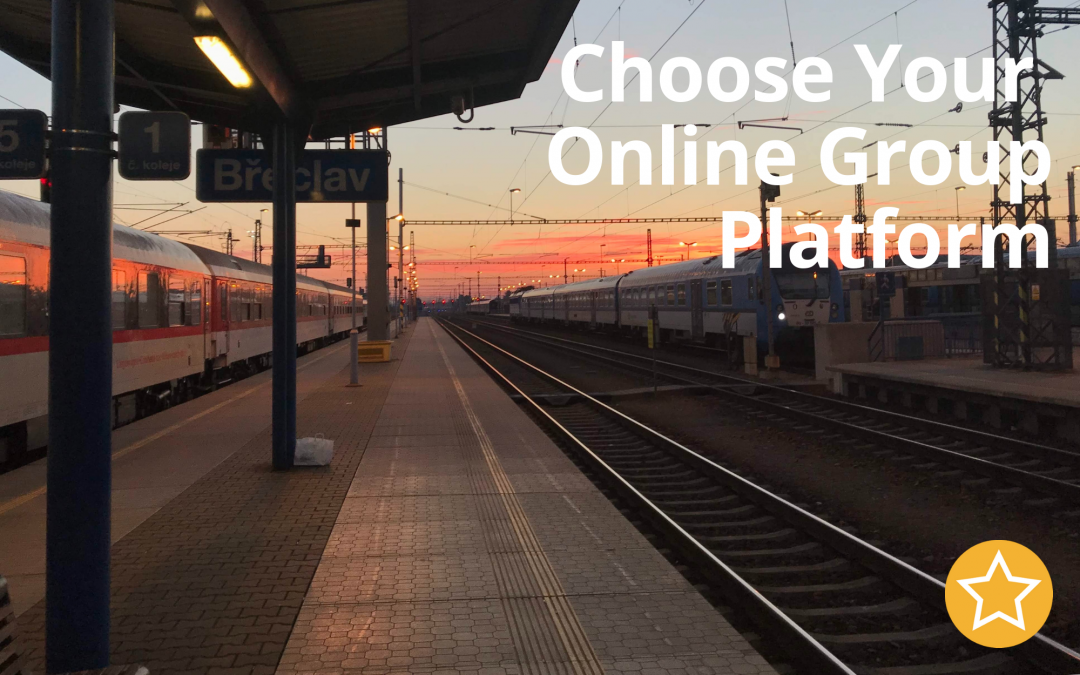 Choose Your Online Group Platform